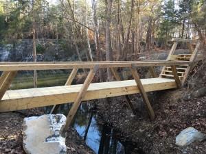 Bridge No. 1, finished